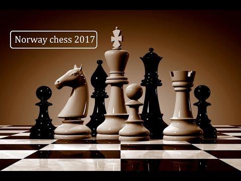 Шахматный супер турнир в Норвегии 2017. Результаты и турнирная таблица. Новости шахмат