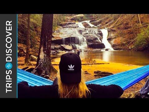The Most Breathtaking Georgia Waterfall Road Trip