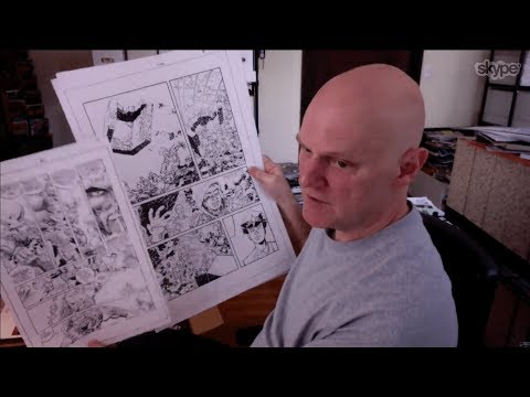 Comic Culture with Erik Larsen