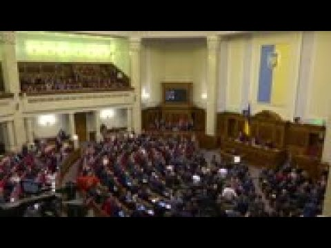 Ukraine PM ousted, president seeks reforms