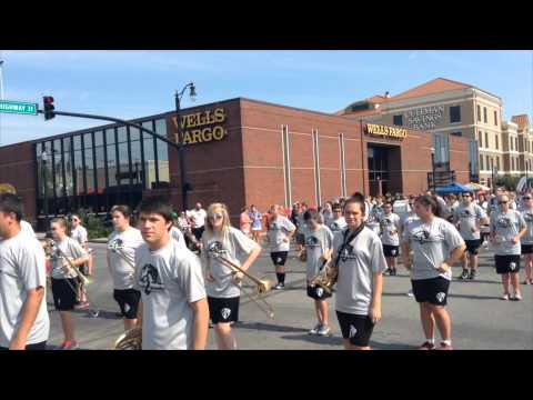 FROM THE FIELD: Holly Pond High School Band