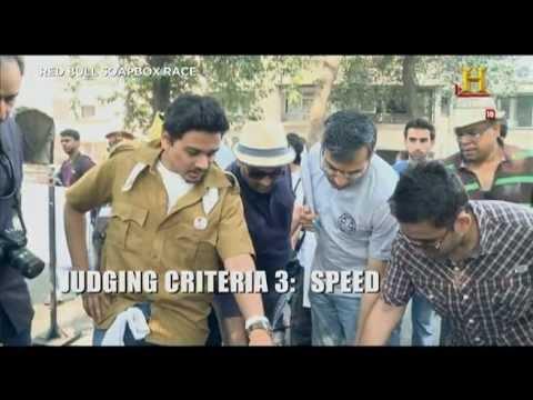 REDBULL SOAPBOX INDIA 2012-HD
