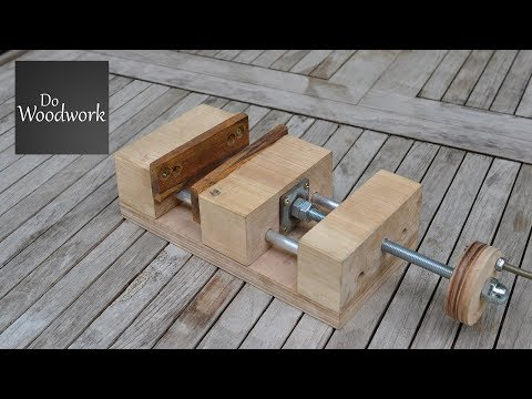 Drill Press Vice | How To