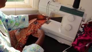 How To Sew A Headwrap (Easy Tutorial)