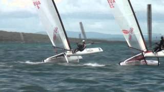 2014 A Class Cats World Championship Day 3