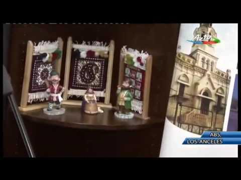 Azerbaijan presented at Los Angeles Times Travel Show 2014 AzTV report in Azerbaijani