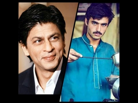 Shahrukh Khan Offered Chai Wala To Work In Bollywood