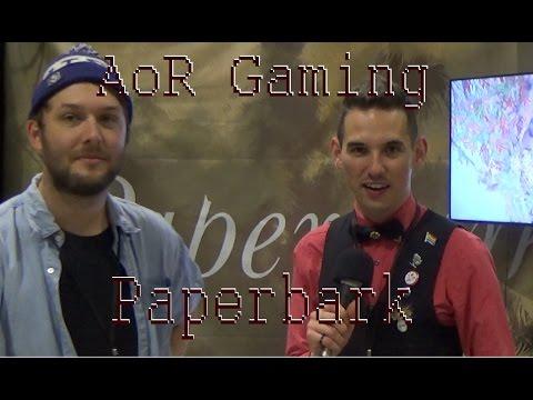 AoR Gaming - Paperbark at GX Australia 2017