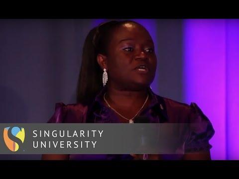Emem Andrew's Class Speech | Singularity University