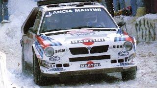Mondiale Rally 1986 | 54ème Rallye de Monte-Carlo