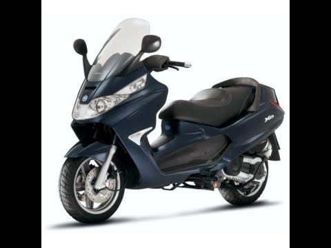 piaggio-x8-125,-200,-400---service-manual---wiring-diagrams---parts-catalogue---owners-manual