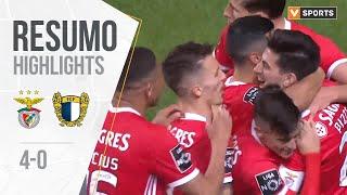 Highlights   Resumo: Benfica 4-0 Famalicão (Liga 19/20 #14)
