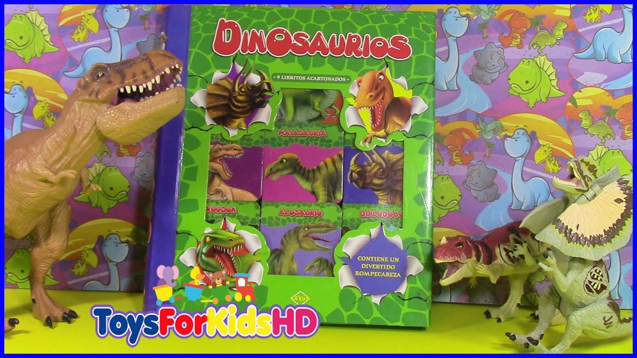 Libros De Dinosaurios Para Ninos Juguetes De Dinosaurios Videos De Dinosaurios Toysforkidshd Youtube En mi libro de dinosaurios los más pequeños podrán divertirse, colorear y desarrollar su creatividad al máximo. libros de dinosaurios para ninos juguetes de dinosaurios videos de dinosaurios toysforkidshd