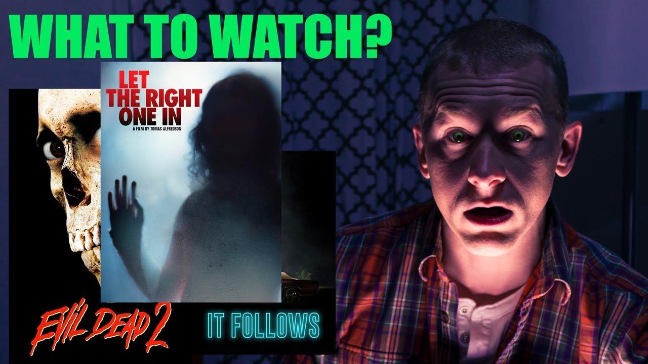 my top halloween horror movies