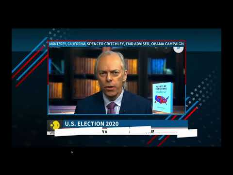 WION TV India, Oct. 14, 2020: US Election debate
