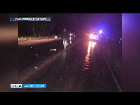 «Шел по дороге в темноте»: в Учалах насмерть сбили пешехода