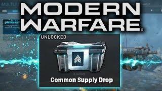 LOS SUMINISTROS de Call Of Duty Modern Warfare EN LA BETA - AlphaSniper97