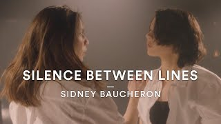 Sidney Baucheron - Silence Between Lines | Sidney Baucheron Choreography | Dance Stories