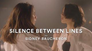 Sidney Baucheron - Silence Between Lines | Sidney Baucheron Choreography | Dance Stories
