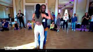 Adda and Rico Kizomba demo