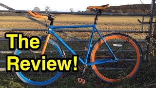 Mango Bikes Fixie Review 2015