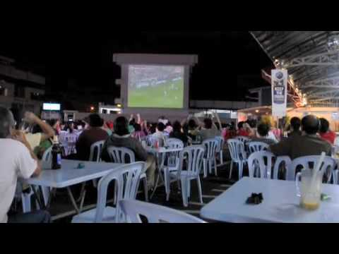 Manchester United vs Manchester City LIVE at Forum 19 with SUPER BIG SCREEN! (24'x36')