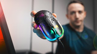 The Weirdest Gaming Mouse You Should Try - Xtrfy MZ1