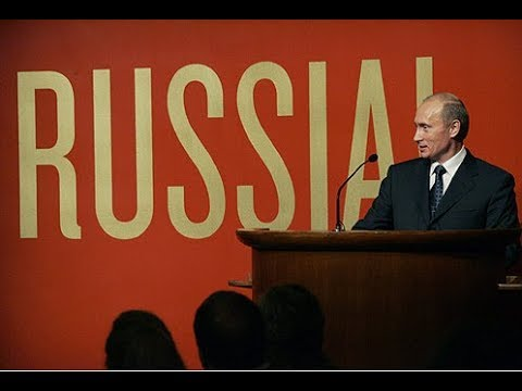 Alexandra Vacroux on Russia's Foreign Policy