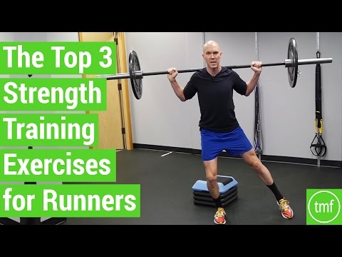 The Top 3 Strength Training Exercises for Runners | Week 43 | Movement Fix Monday | Dr. Ryan DeBell