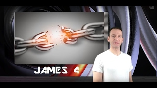 James Chapter 4 Summary and What God Wants From Us