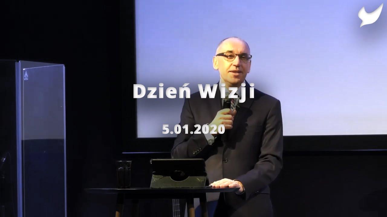 Dzień Wizji 5.01.2020 - bp Marek Kamiński