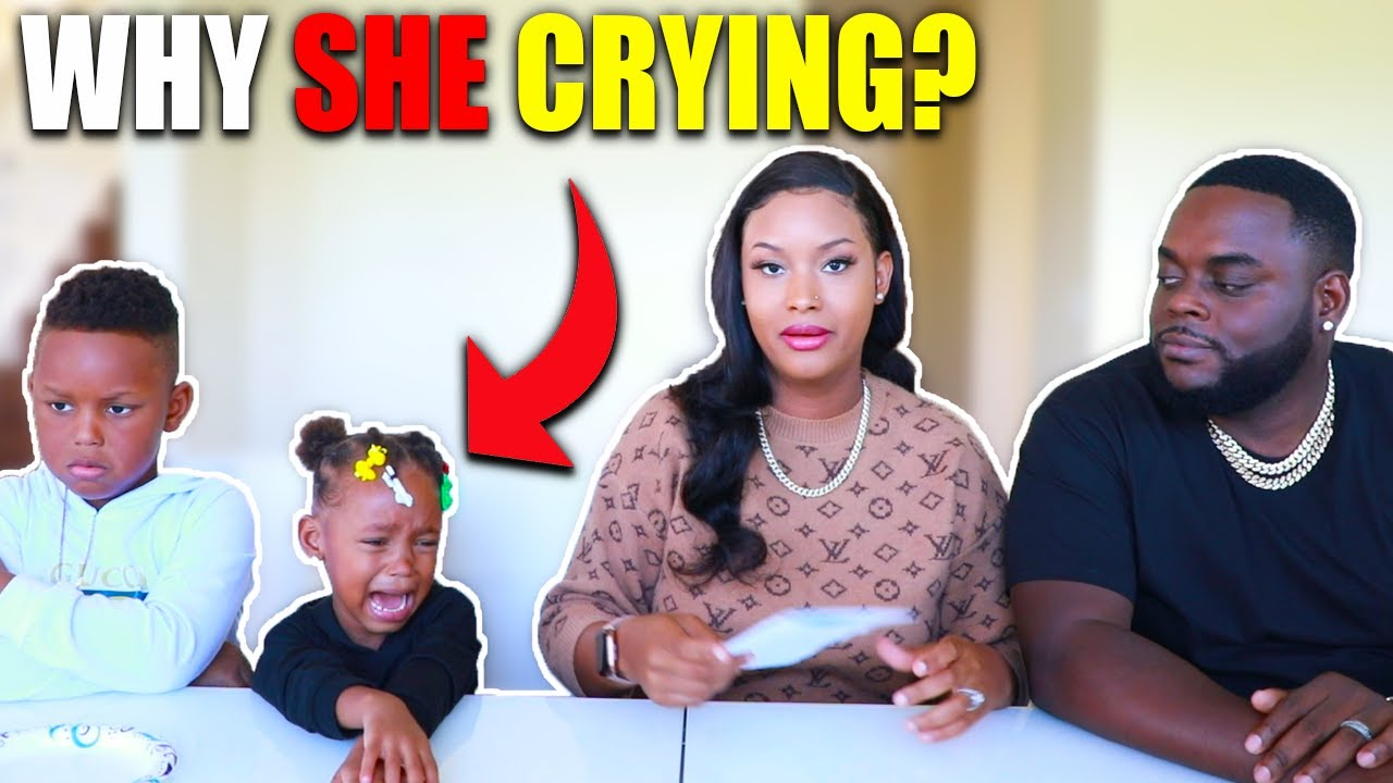 LAYLA CRIED BECAUSE OF THIS (BABY FOOD VS ADULT FOOD CHALLENGE) KIDS VS PARENTS | THE BEAST FAMILY