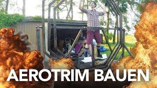 Aerotrim / Spacecurl bauen – Heimwerkerking Fynn Kliemann