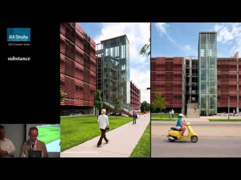 2012 AIA Omaha Lecture Series:   substance architecture