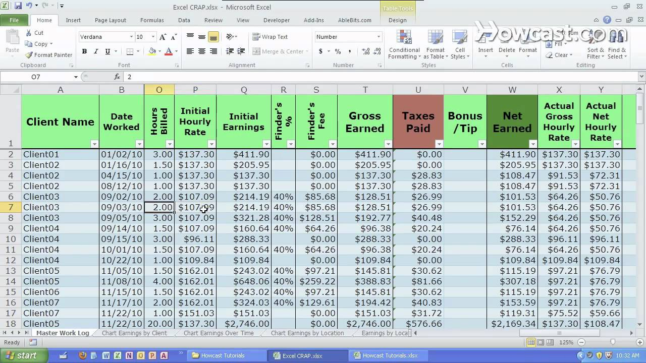 What is excel 47