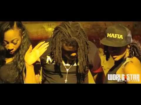 Red Cafe ft. Fat Trel - Up In Here(Official Video)