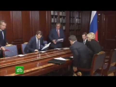 О введении социальной нормы потребления электроэнергии  (НТВ, 30.07.2013)