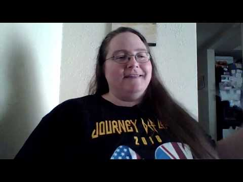 Unboxing Of My Steve Perry Merchandise