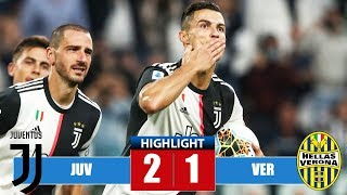 Juvеntus vs Vеrоnа 2-1 Highlights & Goals | Resumen y Goles 2019