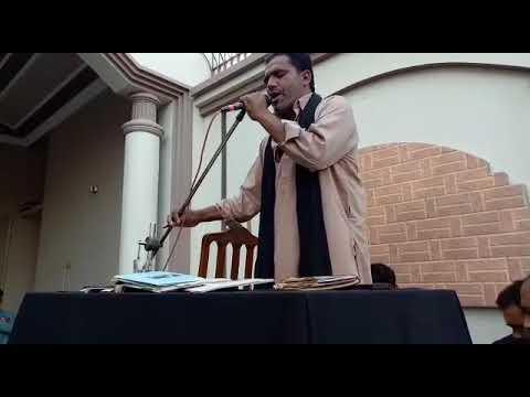 Zakir sabir hussain sarwar 12 muharam at hasilpur 2017