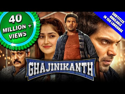 ghajinikanth-(2019)-new-released-hindi-dubbed-full-movie-|-arya,-sayyeshaa,-sampath-raj,-sathish