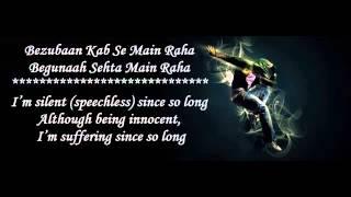 ABCD 2 bezubaan phir sa song lyrics