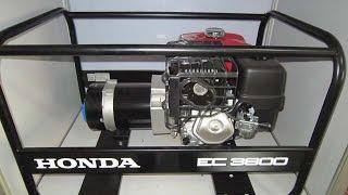 Хонда/Honda EC 3600 однофазный бензиновый генератор(, 2016-04-19T10:02:30.000Z)