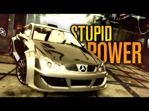 POWER TO THE MERCEDES!! |  Need for Speed Most Wanted Let's Play #18