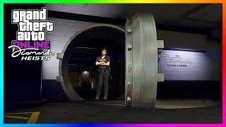GTA 5 Online Casino Heist DLC Update - GOOD NEWS! Secret Vault, Trailer Uploaded, Interiors & MORE!