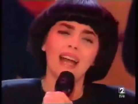 Mireille Mathieu Caruso En Español Original