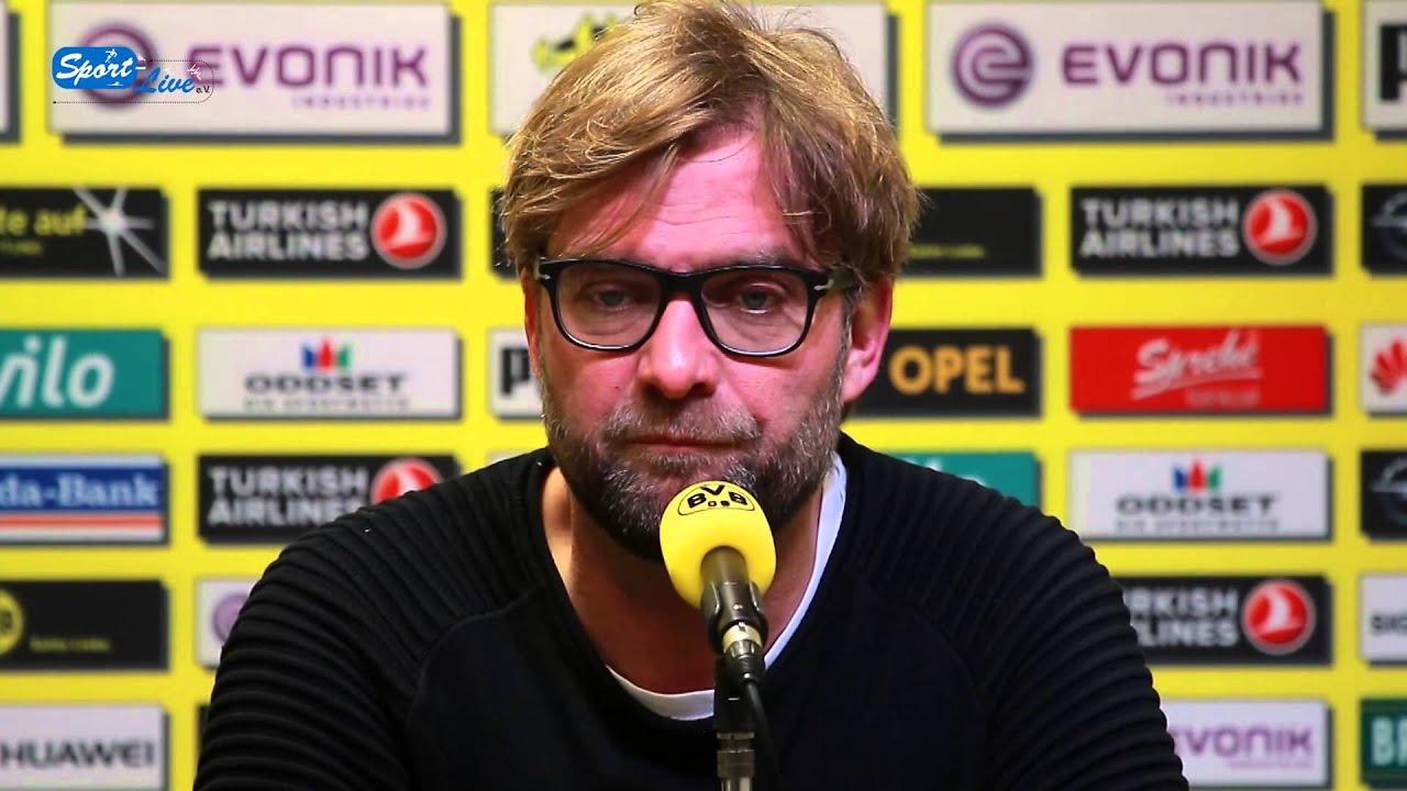 BVB Pressekonferenz vom 05. Dezember 2013 vor dem Spiel Borussia Dortmund gegen Bayer 04 Leverkusen