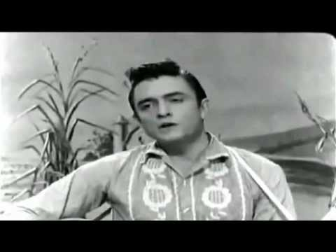Johnny Cash Home Of The Blues 1958 Youtube