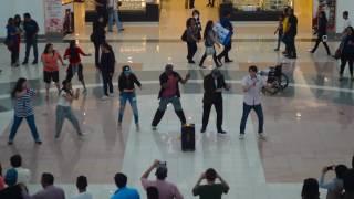 flashmob Galerias Metepec