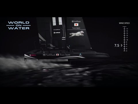 WoW 35th Americas Cup Report #2 April 17 17. Ben and Russell, Kyle de-boats, Hollywood Royalty more